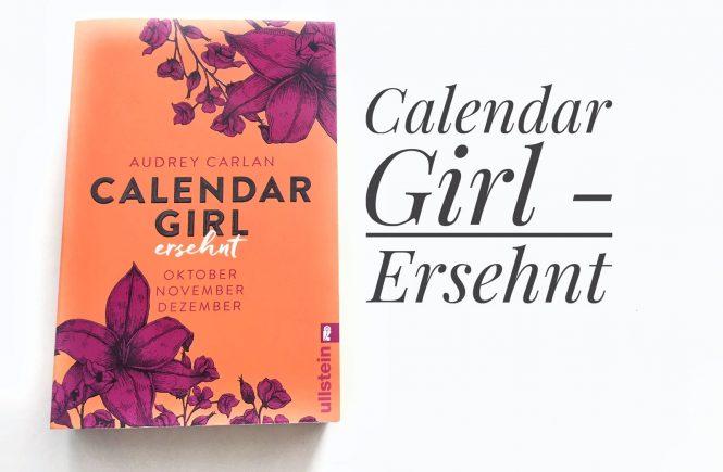 Calendar Girl Ersehnt Rezension